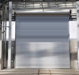 Rolling gate roll up door repair westchester new york for Garage door repair rochester mn