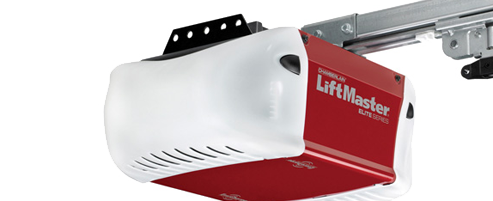 another feature of the lift master opener is a battery backup it is recommended for garages that does not have an access beside the garage door itself