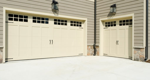 Wooden garage door installation Westchester New York
