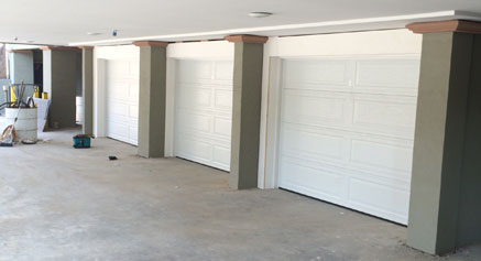 Multuple Garage Door installation New York