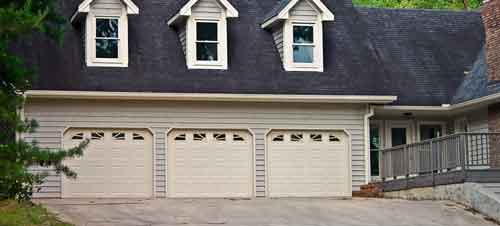 Garage door Ossining
