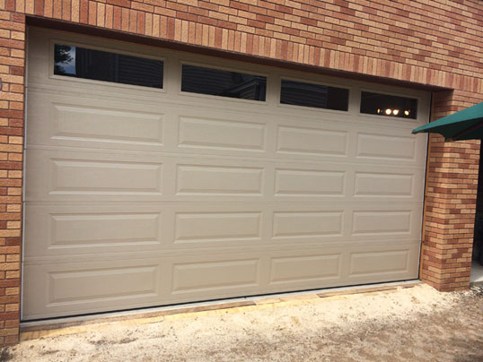 Garage Door Installation in Chappaqua