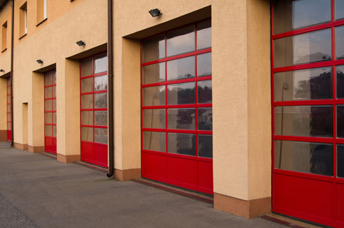 Commercial Garage door supplier Connecticut