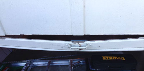 Westchester County garage door repairs