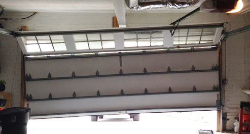 Broken garage door repair & Garage Door Repair Bergen County New Jersey Pezcame.Com